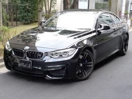 BMW M4クーペ M DCT ドライブロジック アダプティブMサス オプション19AW