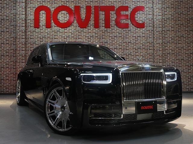 この度は弊社のSPOFEC Rolls Royce Phantomをご覧頂き、誠にありがとうございます。