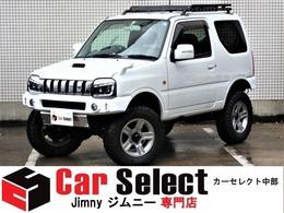 スズキ ジムニー 660 ワイルドウインド 4WD ターボ 新品部品3インチリフトアップ
