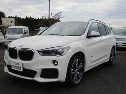 BMW X1 xドライブ 18d Mスポーツ 4WD 19AW HUD Bカメラ ETC 衝突警告