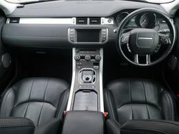 LAND ROVERのSUV『RENGE ROVER EVOQUE』を認定中古車でご紹介!パノラミックルーフに黒革シートにMERIDIANサウンドを装備したモデル!