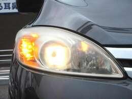 ヘッドライトはハロゲン式ですが、別途費用にてLEDヘッドライトへの交換も承ります。