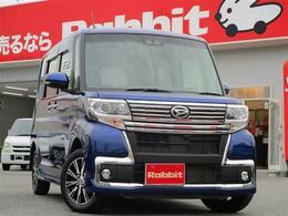 ダイハツ タント 660 カスタム X トップエディションリミテッド SAIII 4WD