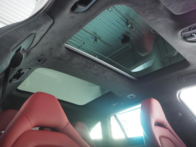パノラマルーフ装備! 開放感ある車内で快適にお乗り頂けます!