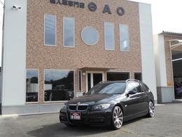 BMW 3シリーズツーリング 320i Mスポーツパッケージ アルミ 社外ナビ