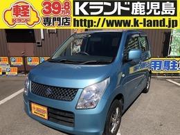 スズキ ワゴンR 660 FX キーレス・ナビ・TV・取説・保証書