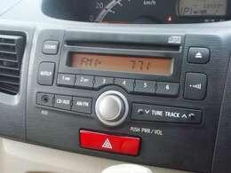 スバル純正CDラジオ