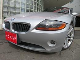 BMW Z4 ロードスター2.5i レザーシート シートヒーター ドラレコ