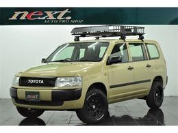 トヨタ プロボックスバン 1.5 DXコンフォートパッケージ 4WD 5速MT リフトUP キャリアラック カスタム