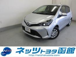 トヨタ ヴィッツ 1.3 F トヨタ純正CDチューナー付