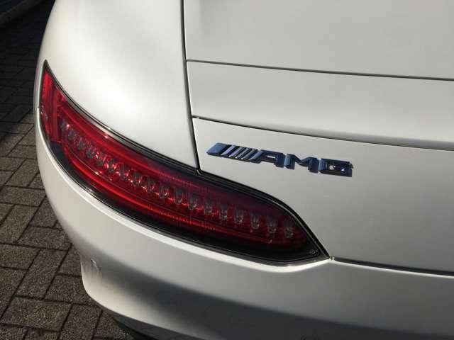 AMGのロゴ