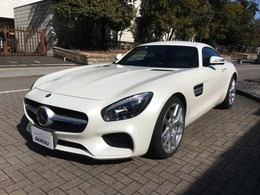 メルセデスAMG GT 4.0 エクスクルーシブP・ダイヤモンドホワイト