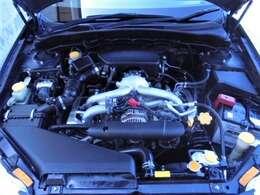 アイドリングも安定しており良好なエンジンです♪走行時の異音もありませんよ♪