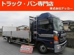 日野自動車 レンジャー 6.4DT 2.65トン新明和マルチゲート ベッド2名乗車