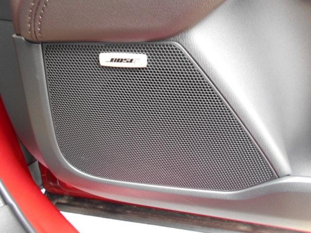 大人気のBOSEサウンドシステムが装備されています!他メーカーのBOSEシステムと違い、車の開発段階からBOSE社を招き入れ、1000箇所以上で音を採取してつくり上げたサウンドをお楽しみください!