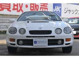 スーパーホワイIIのST205セリカGT-FO入庫です!修復歴無しのワンオーナー車!