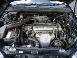 2.2リッターエンジン。