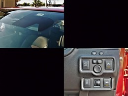 エマージャンシーブレーキ&LDW(車線逸脱警報)&踏み間違い衝突防止アシスト&アラウンドビューモニター&VDC(ビークルダイナミクスコントロール)他安全装備が充実の一台!!