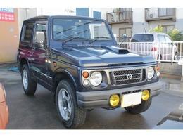 スズキ ジムニー 660 ワイルドウインド 4WD 修復歴無 4WD パワステ