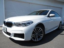 BMW 6シリーズグランツーリスモ 630i Mスポーツ 19AW黒革ヘッドUPデモカー認定中古車