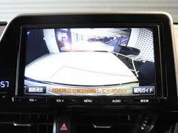 後方確認に便利なバックカメラ搭載!鮮明な映像でナビに映しだされるので安心安全ですね☆ブルートゥースも備えていますので快適なドライブをオーディオでもサポートします!!