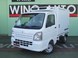 スズキ キャリイ 660 低温冷凍車 1WAY サーマルマスター製2コンプ仕様