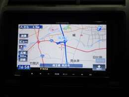 【ナビゲーション】ナビを装備しております~!カロッツェリアメモリーナビMRZ05です。インパネ内にスッキリとビルトイン装着されておりますので、運転時に視界の妨げになる事もありませんよ♪