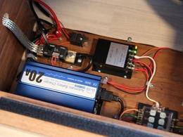走行充電システム&サブバッテリーも完備!