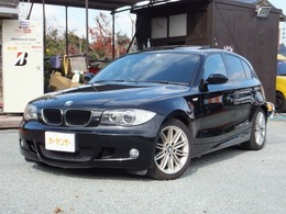 BMW 1シリーズ 116i Mスポーツパッケージ サンルーフ/社外HDDナビ地デジ/ETC