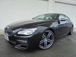 BMW 6シリーズグランクーペ 640i Mスポーツ 20AWシナモン革ハイラインLED認定中古車