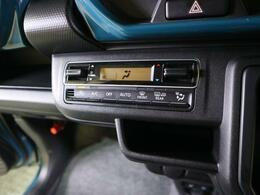 快適な室内を実現する、ACコントロール。カンタン操作で、心地良い空調が可能です♪