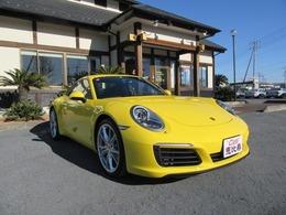 ポルシェ 911 カレラS PDK 左H 限定車