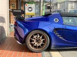 VOLK RACING CE28 タイヤはRE71RS LSDはKAAZ 1.5wayを当店にて装着しました。