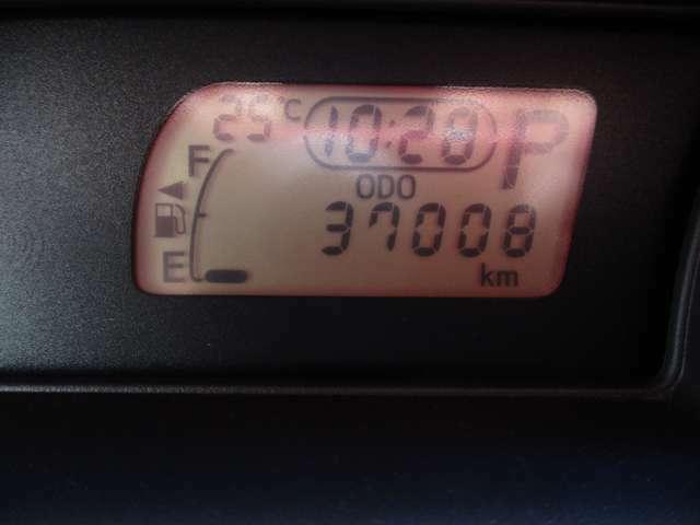 走行距離はまだまだ3万キロ台!安心して長く乗りたい方にオススメです♪