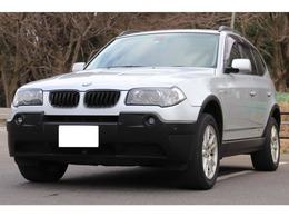 BMW X3 2.5i 4WD 2325272931BMW整備記録簿