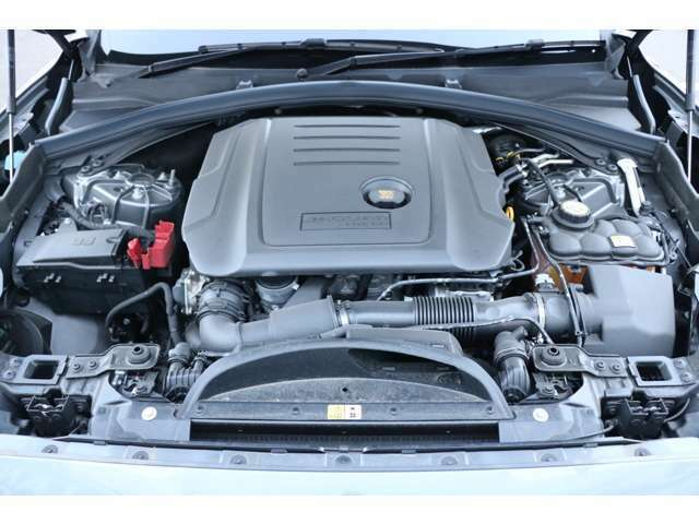 180 PSエンジン