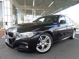 BMW 3シリーズ 318i Mスポーツ 18AWウッドP禁煙1オナ認定中古車