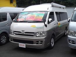 トヨタ ハイエースバン キャンピング RVフィット社リトルオクタービア