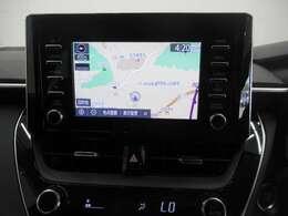 トヨタ純正のメモリーナビです! BluetoothオーディオやフルセグTVが見れる高性能ナビです!!