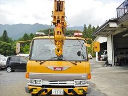 日野自動車 レンジャー 4.9t フルクレーン TS70M-2