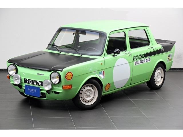 1976年モデル シムカ ラリー 2が入庫しました。