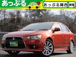 三菱 ギャランフォルティススポーツバック 1.8 スポーツ 4WD 純正ナビ フルセグ ETC バックカメラ