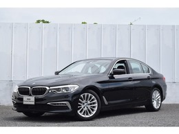 BMW 5シリーズ 523d ラグジュアリー ディーゼルターボ 認定中古車 黒革 ナビ ACC Dアシスト