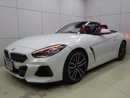 BMW Z4 sドライブ 20i Mスポーツ マグマレッドレザーシート 正規認定中古車