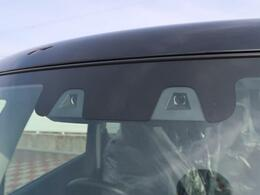 ☆デュアルカメラブレーキサポート(衝突被害軽減ブレーキ)☆人にも、クルマにも、衝突被害軽減ブレーキが作動します♪軽で「ASV++(ダブルプラス)」の安全性能を獲得♪