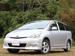 トヨタ ウィッシュ 1.8 Xエアロスポーツパッケージ 4WD カーナビ 四方向コーナーセンサー