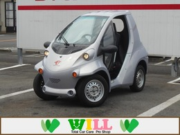 トヨタ コムス P-COM P-COM/超小型電気自動車/充電コード有り