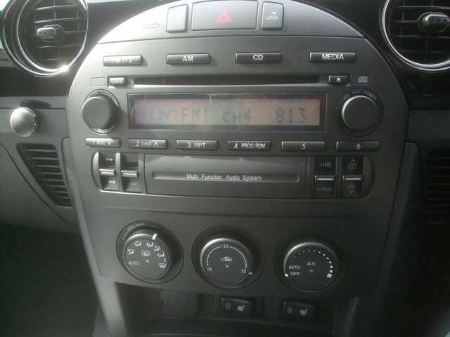 CD ラジオ オートエアコン