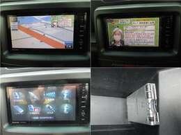 ☆SDナビフルセグTV付きです☆DVD再生OK☆Bluetooth対応OK☆ETC付ですので、高速道路も楽々通過することができます☆