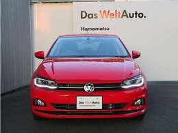 ドイツ車はフロントマスクに特徴がございます。一目でPOLOと分かるデザインです。在庫状況もお気軽にお問い合わせください。053-425-5401